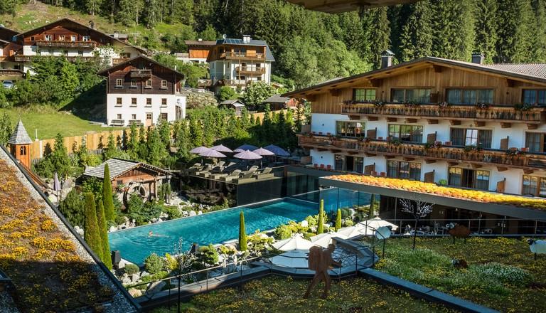 Hotel Quelle, South Tyrol