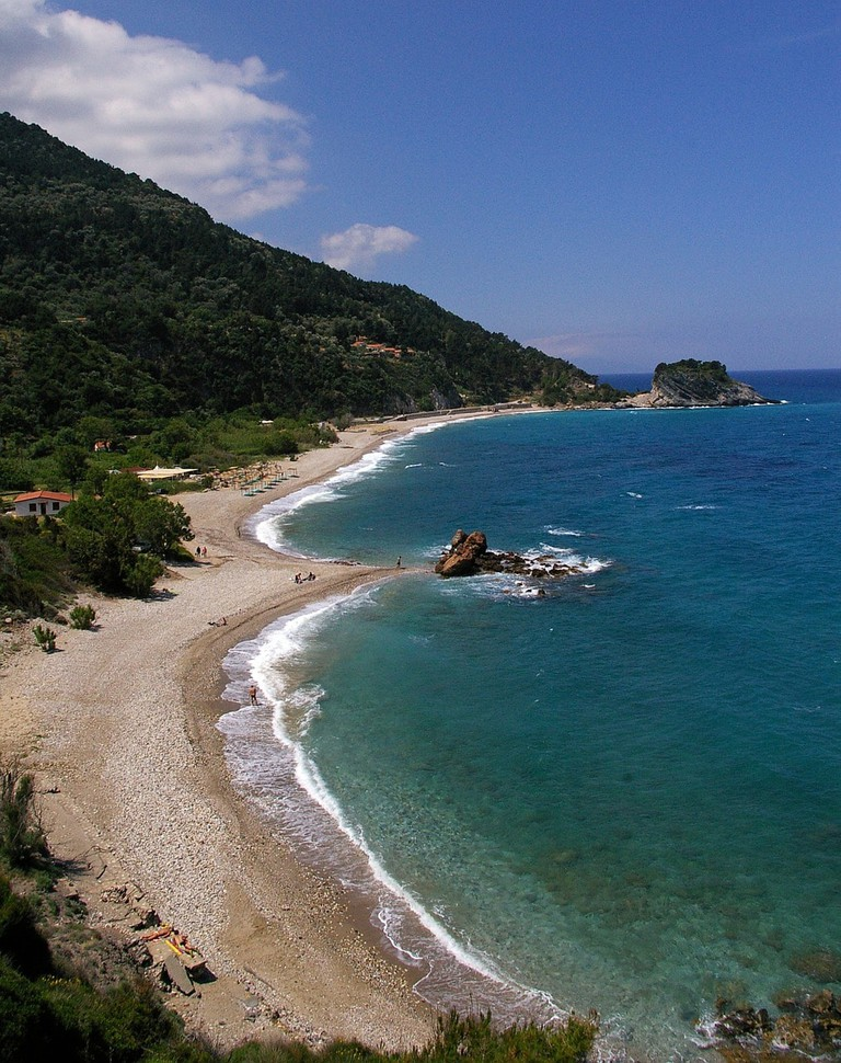 Island of Samos, Greece