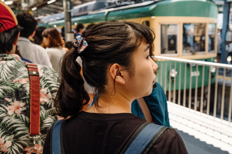 Trainee Geisha-Tokyo-Japan