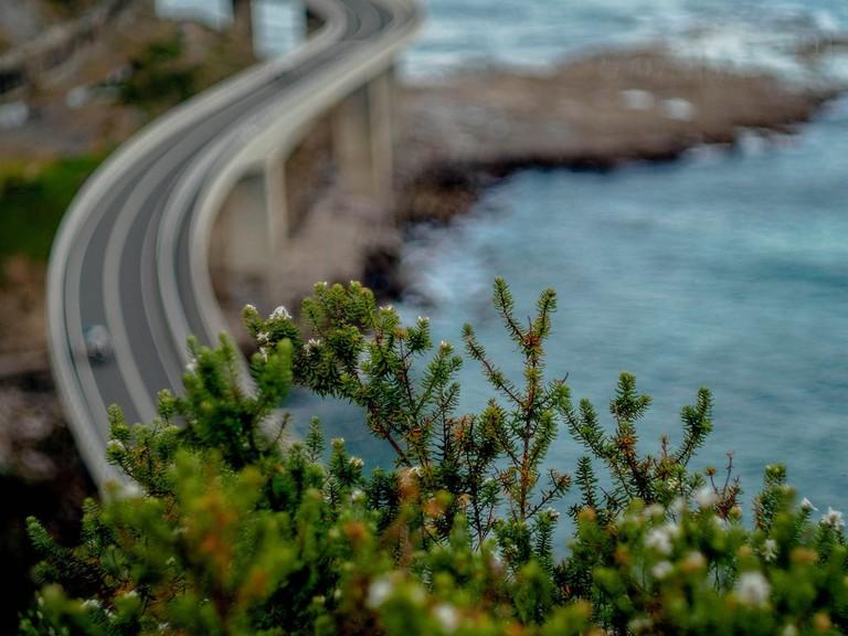 Sea Cliff Bridge near Wollongong © Tim Brennan / Flickr