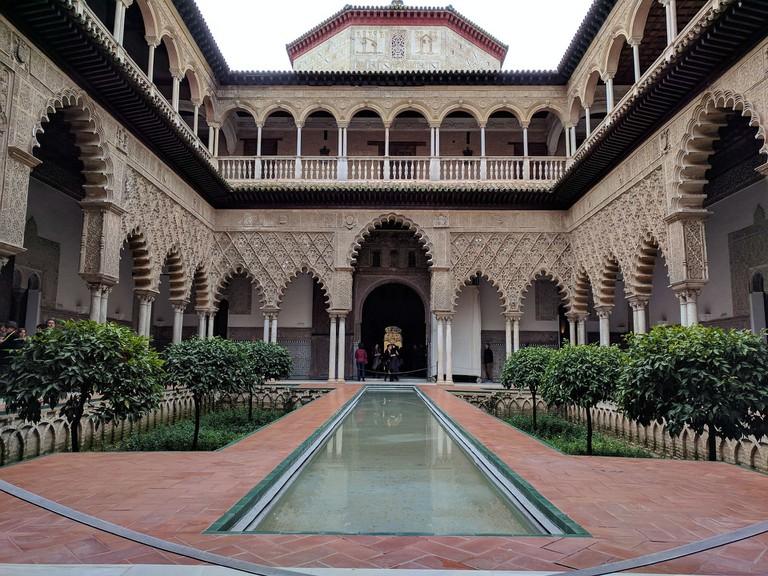 Royal Alcázar, Seville