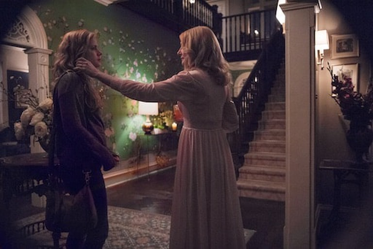 "Amy Adams and Patricia Clarkson in ""Sharp Objects"""