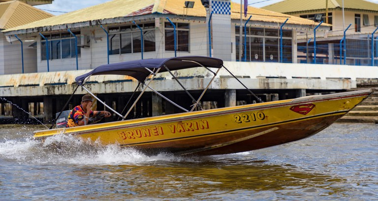transport in bandar seri begawan brunei