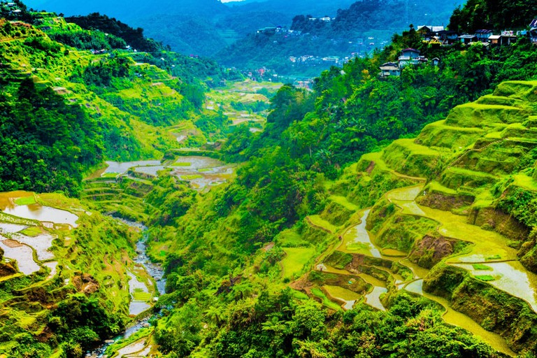 Banaue Rice Terraces, northern Luzon