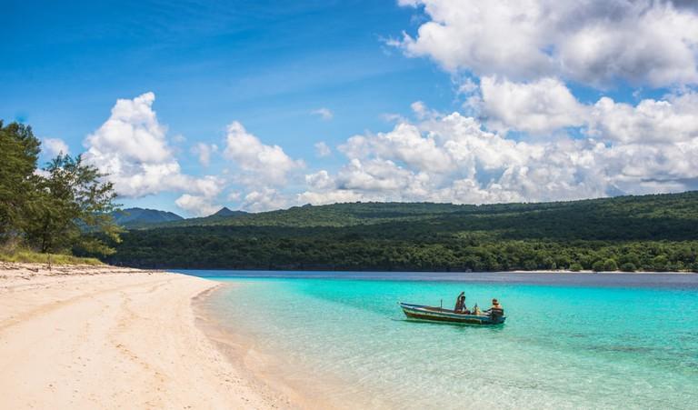 Jaco Island, Tutuala