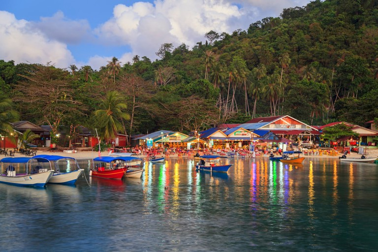 things to do in perhentian islands