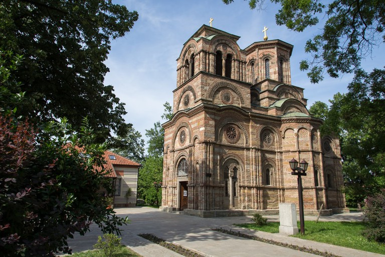 Lazarica Church