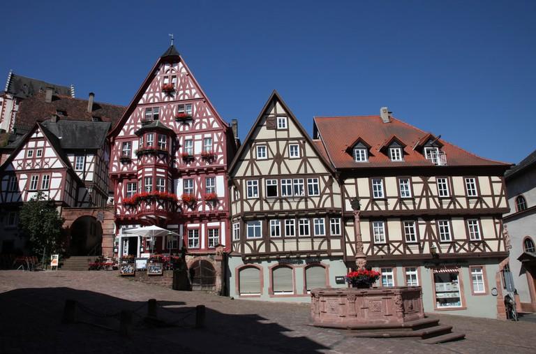 Miltenberg, Lower Franconia, Bavaria
