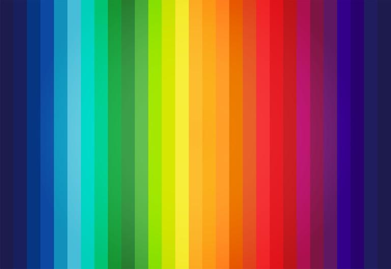 Colored Palette Guide