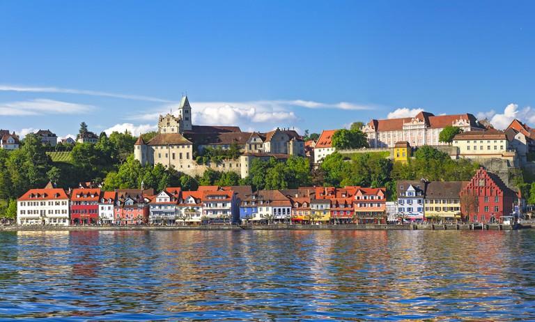 Meersburg by Lake Constance