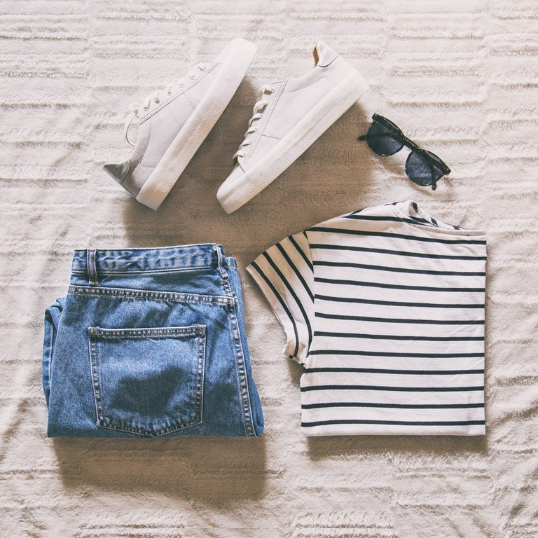 The Breton stripe is a key part of any holiday wardrobe |© mlasaimages / Shutterstock