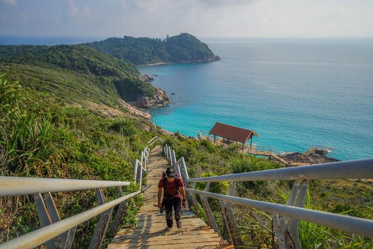 navigate perhentian islands
