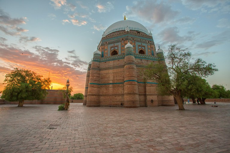 Tomb of Shah Rukn-e-Alam Multan