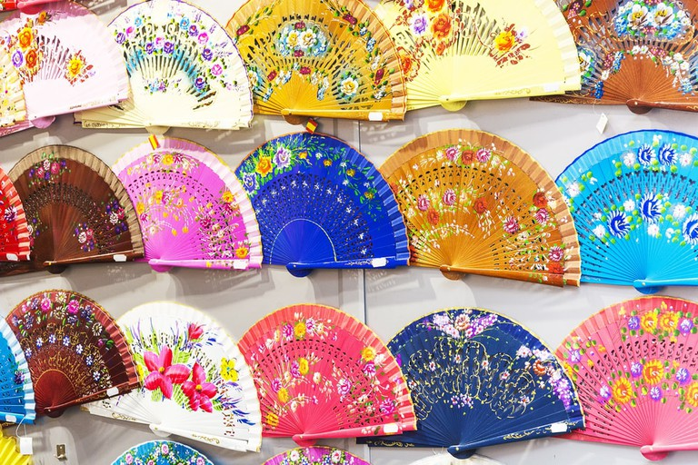 Get your hand fan and cool down