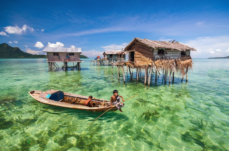 Maiga Island, Semporna Sabah, Malaysia