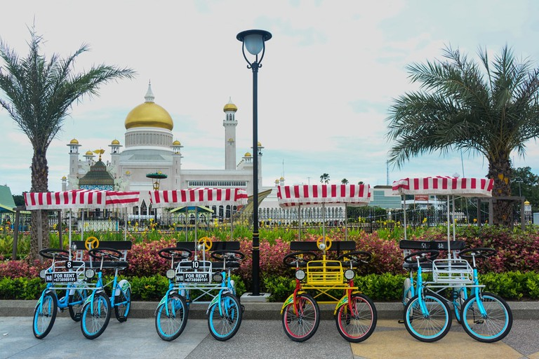 transport in brunei