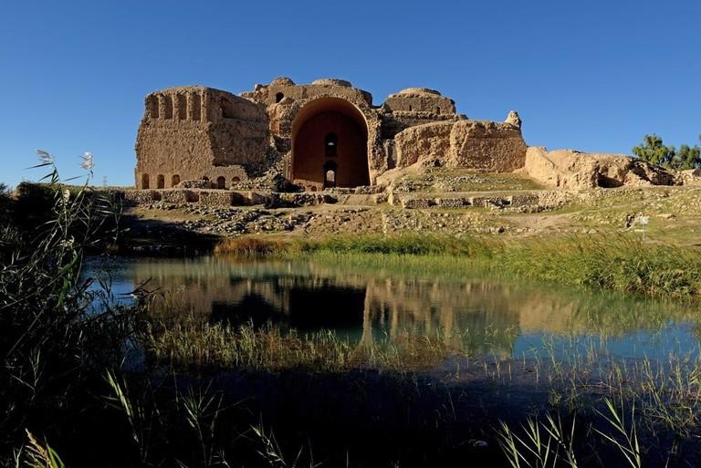 Palais d''Ardashir