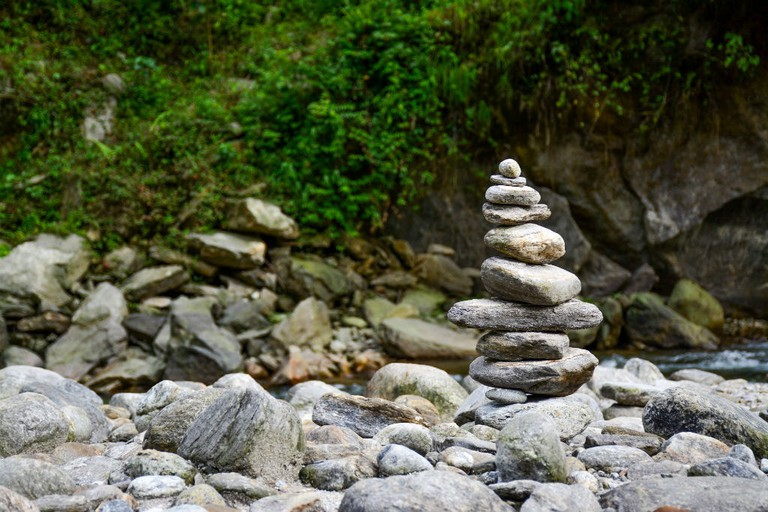 River Cairn