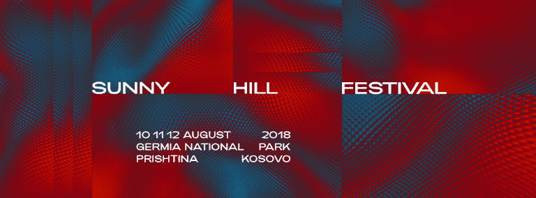 Sunny Hill Festival takes places in August in Germia National Park, Pristina