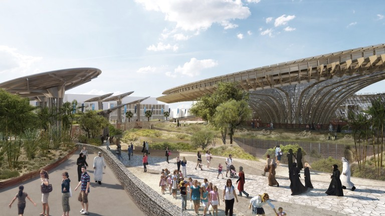 expo 2020 dubai sustainability pavilion