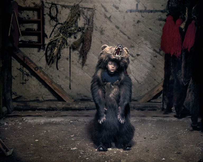 Ciprian, the Bear Dancer