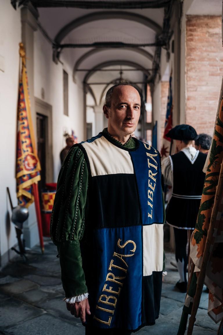PREFETTURA-PALIO DI SIENA-SIENA-ITALY