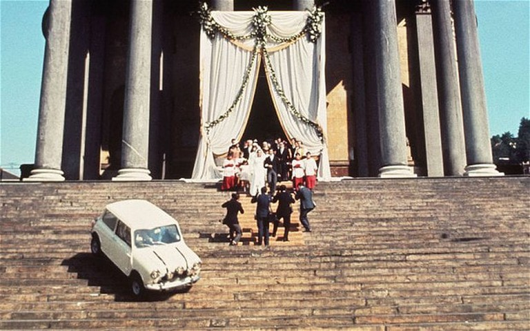 The Italian Job film still