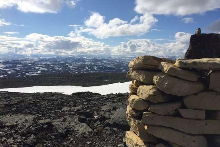 The Norwegian-Finnish border, © Maija Vaismaa, Courtesy of Visit Lyngefjord