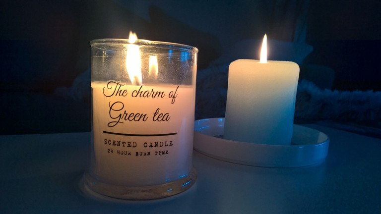 Scent candle-hygge- Danes