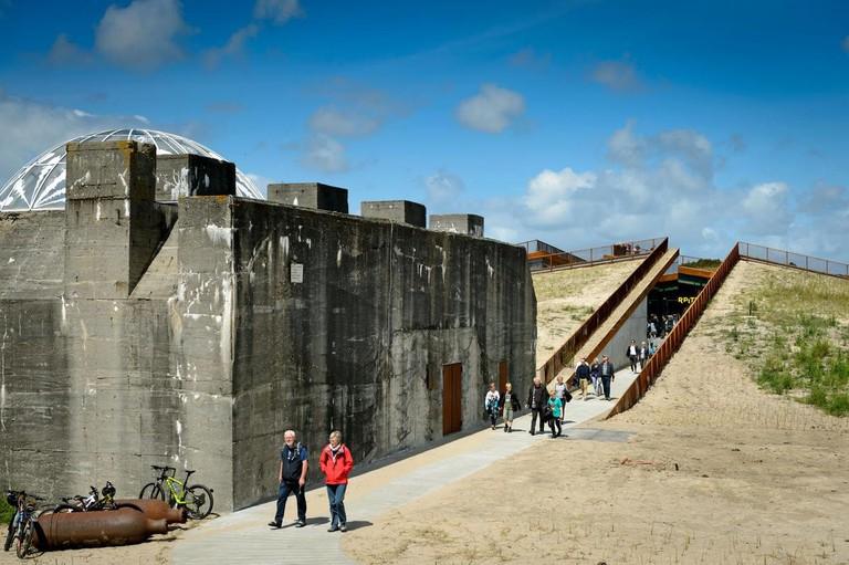 Tirpitz Museum-Blåvand-Denmark-Tourism