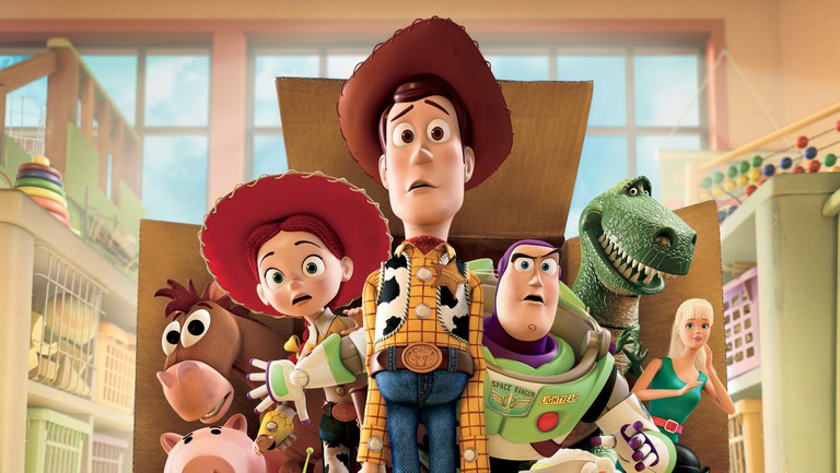 Toy Story 3 (2010)Directed by Lee UnkrichShown: poster art