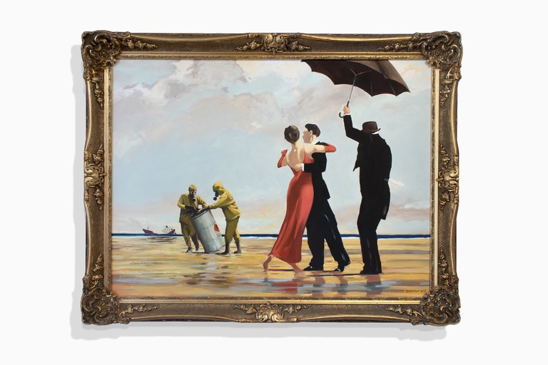 Vettriano-Beach-Rescue_2005_courtesy-Lazinc