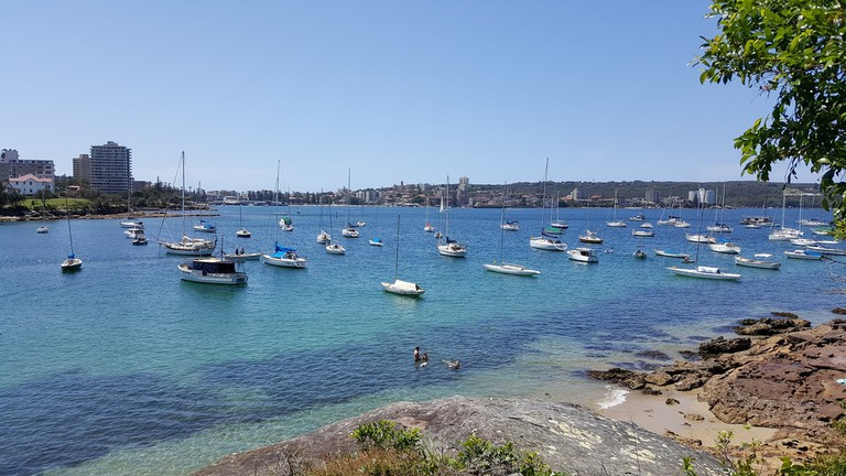 View of North Harbour from Balgowlah © MD111 / Flickr