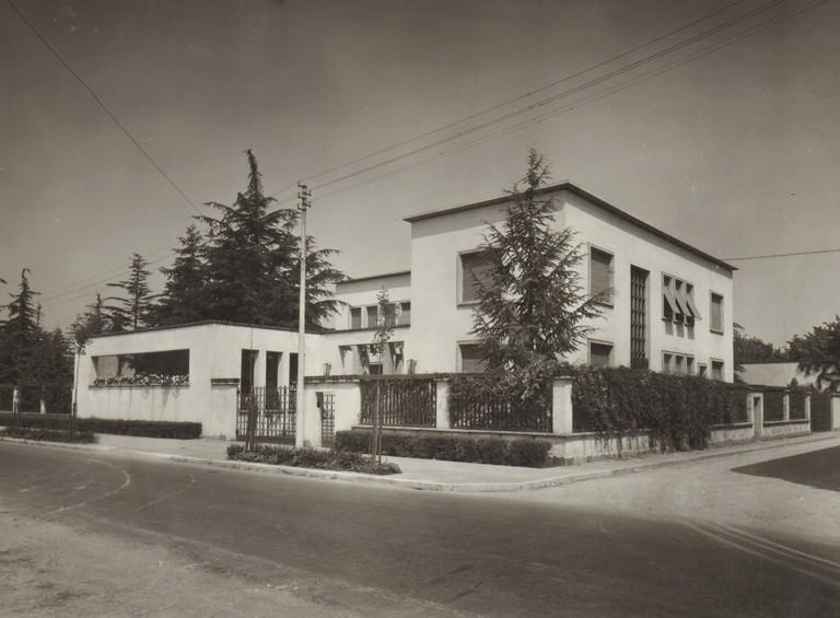 Villa Borsani 1