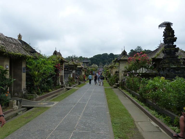 Penglipuran Village in Bangli, Bali