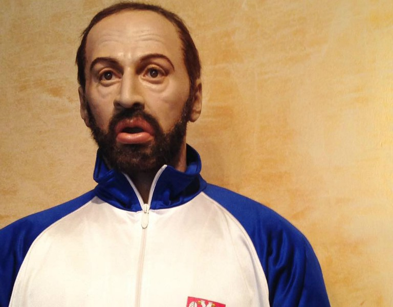 Jagodina's Wax Museum is an experience, to say the least