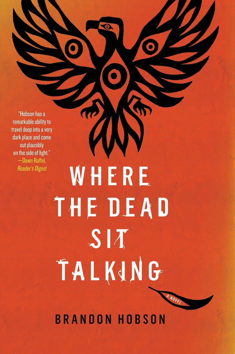 'Where the Dead Sit Talking' by Brandon Hobson