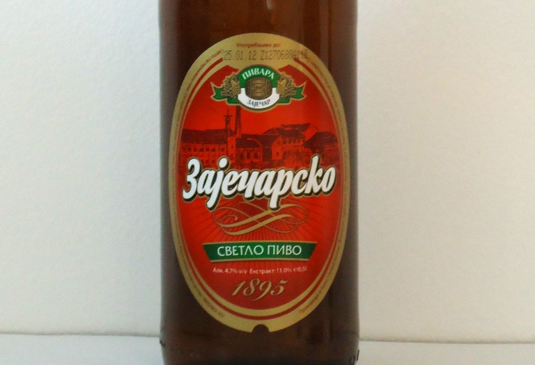 The finest lager in Serbia