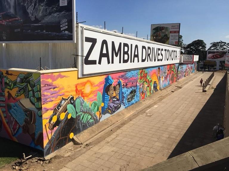 zambia toyota 2