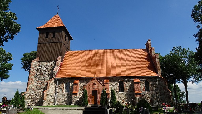 Church in Trzebcz Szlachecki | © Eder Thorunensis / WikiCommons