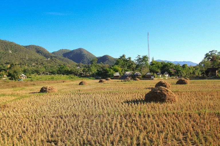 Pai landscapes