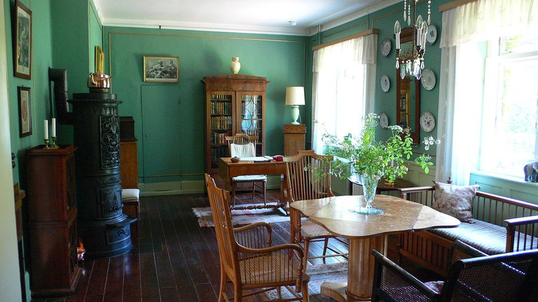 Karen Blixen House in North Zealand