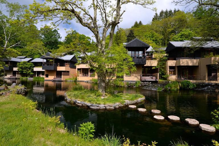 Hoshinoya, Karuizawa