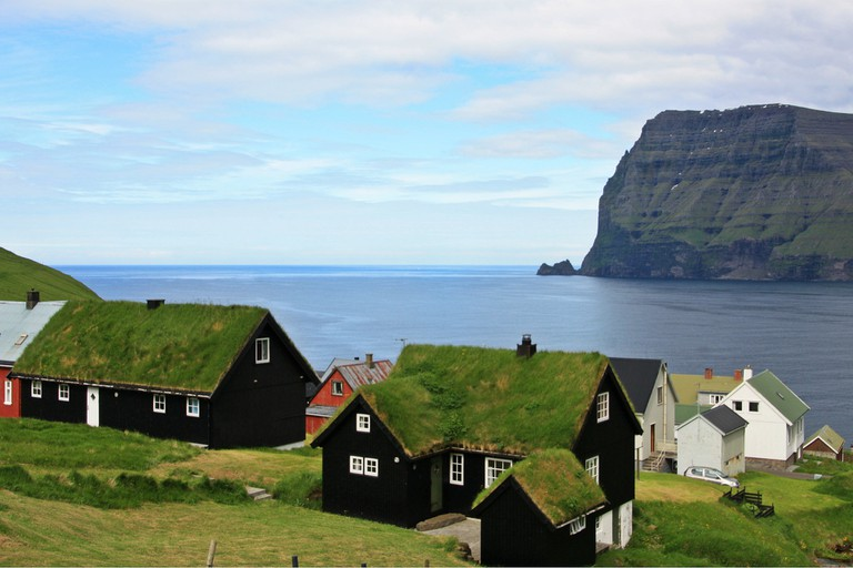 Faroe Islands-Denmark-landscape