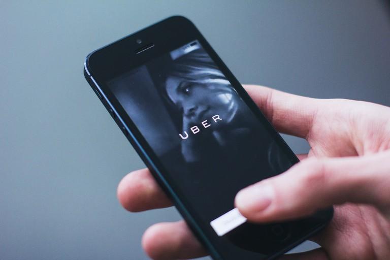 Uber app-Denmark-taxi law