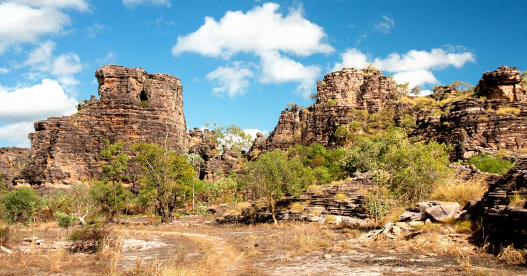 Rugged Kakadu National Park