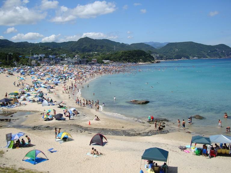 Shirihama Beach