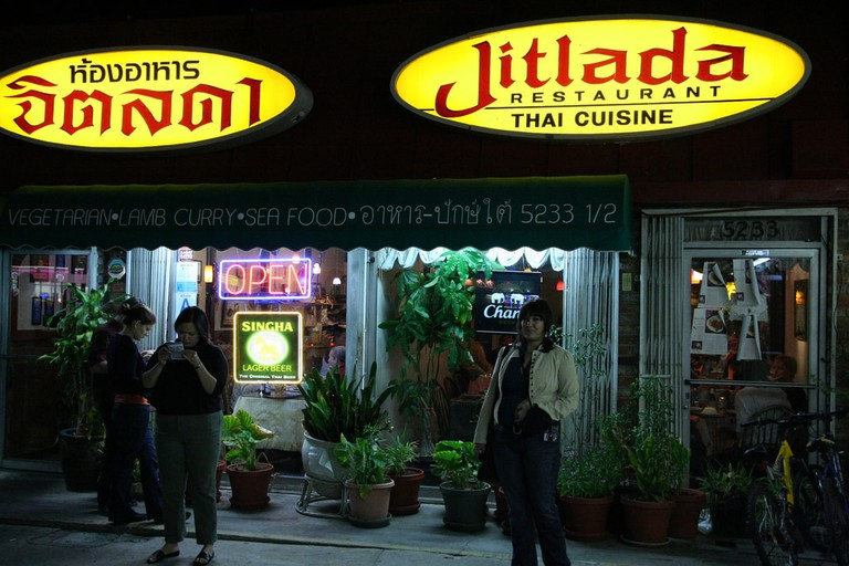 Strip-mall restaurant Jitlada grew in popularity after being reviewed by Jonathan Gold