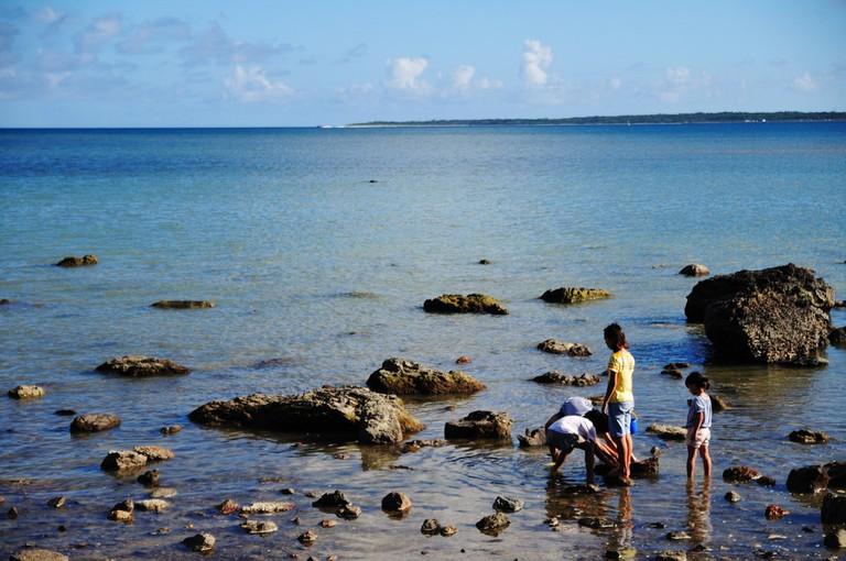 Fascinating beaches, beautiful water, Ishigaki