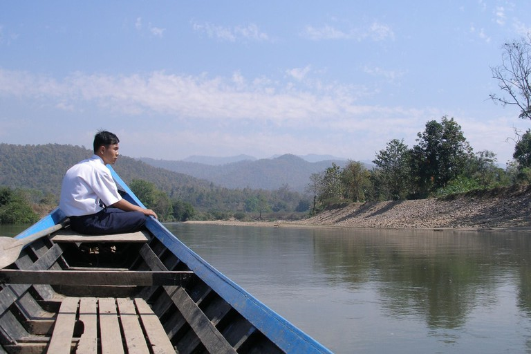 River in Mae Hong Son